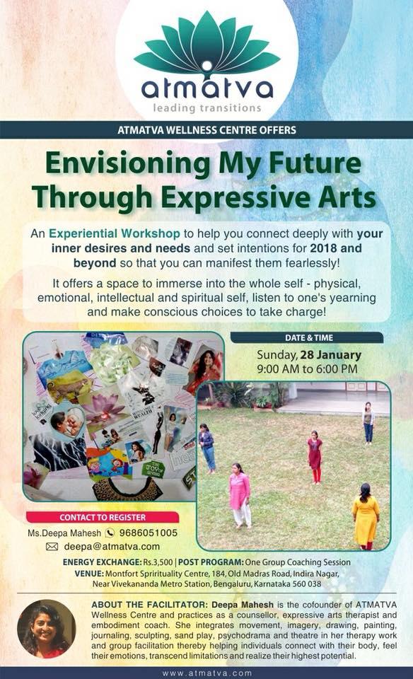 Envisioning My Future Through Expressive Arts
